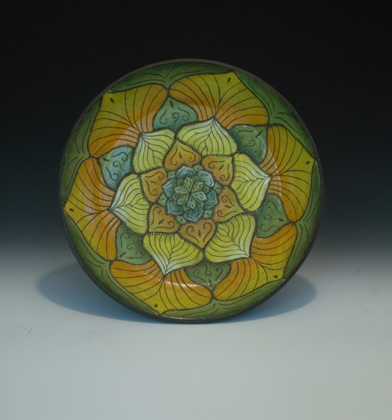 Nancy Sowder Clay ~The Clay Lotus